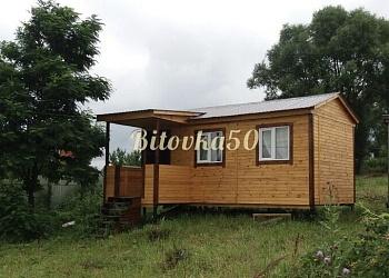 №35 Дачный домик 6х3м. с крыльцом